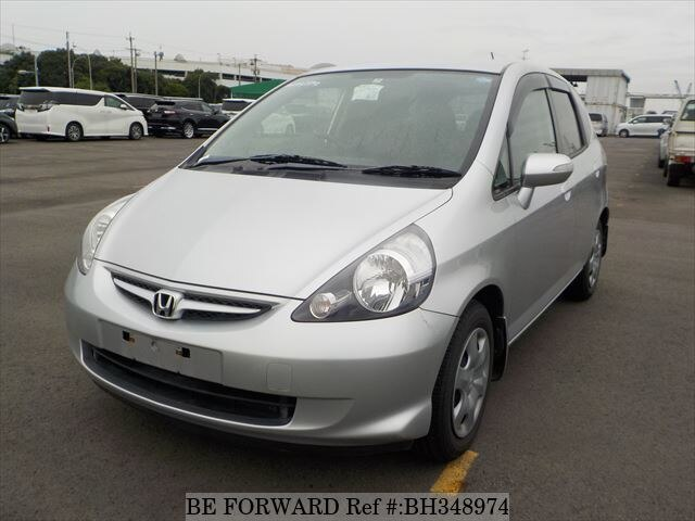 Used 2007 HONDA FIT BH348974 for Sale