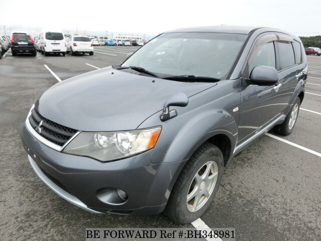 Used 2007 MITSUBISHI OUTLANDER BH348981 for Sale