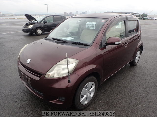 Used 2007 TOYOTA PASSO BH349318 for Sale