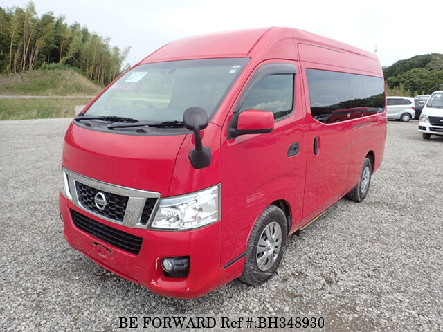 Used 2014 NISSAN CARAVAN VAN BH348930 for Sale