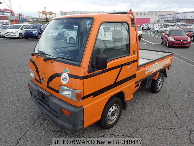 Used 1996 SUBARU SAMBAR TRUCK BH349447 for Sale