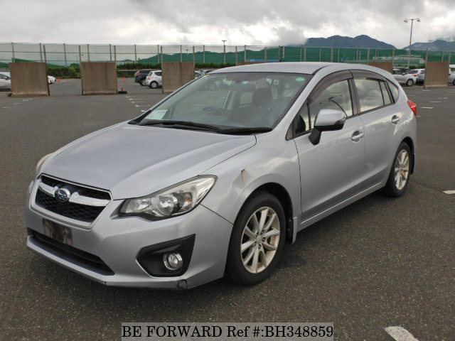 Used 2013 SUBARU IMPREZA SPORTS BH348859 for Sale