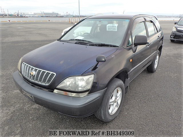 Used 2001 TOYOTA HARRIER BH349309 for Sale