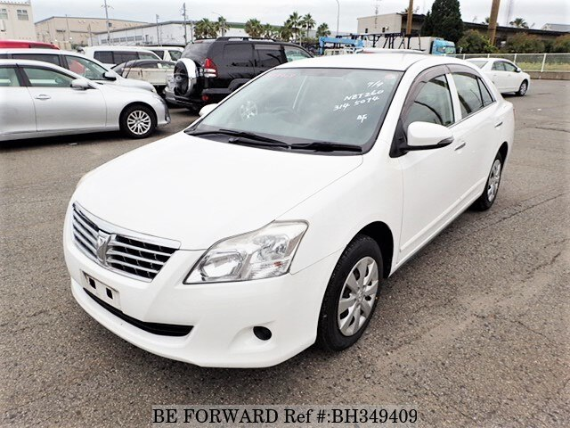 Used 2014 TOYOTA PREMIO BH349409 for Sale
