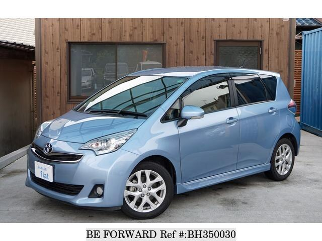 Used 2015 TOYOTA RACTIS BH350030 for Sale