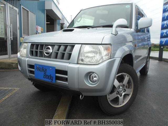 Used 2009 NISSAN KIX BH350038 for Sale