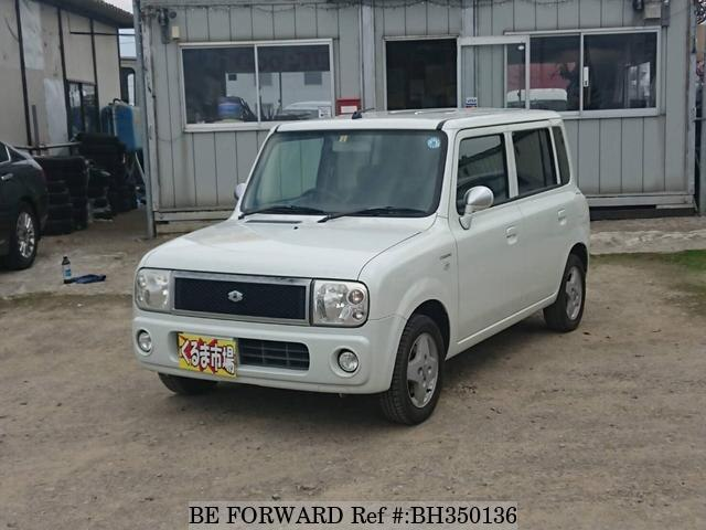 Used 2003 SUZUKI ALTO BH350136 for Sale