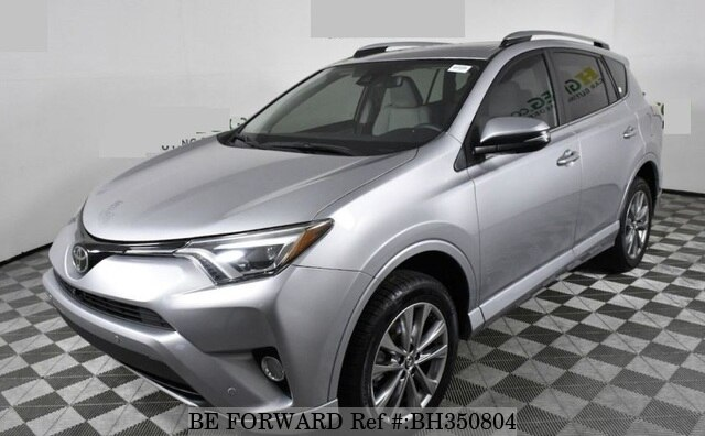 Used 2017 TOYOTA RAV4 BH350804 for Sale