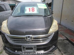 Used 2005 HONDA STEP WGN BH350979 for Sale
