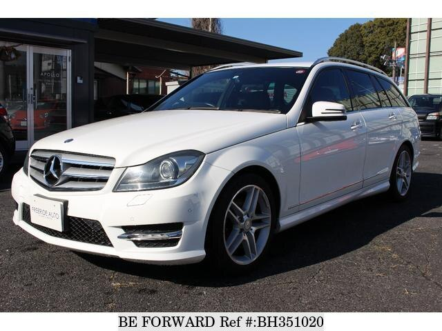Used 2012 MERCEDES-BENZ C-CLASS BH351020 for Sale