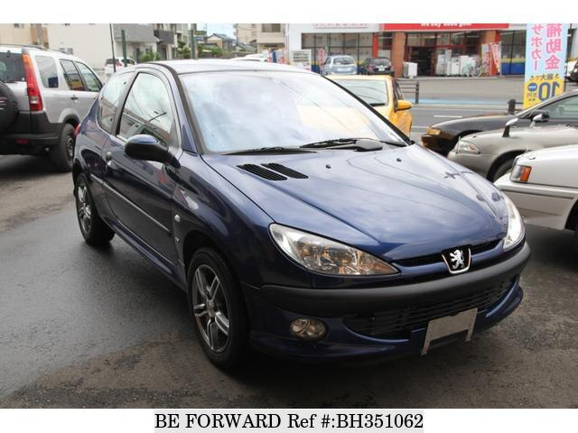 Used 2003 PEUGEOT 206 BH351062 for Sale