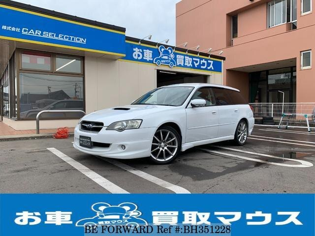 Used 2003 SUBARU LEGACY TOURING WAGON BH351228 for Sale