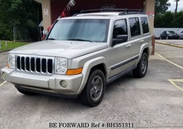 Used 2007 JEEP COMMANDER BH351311 for Sale