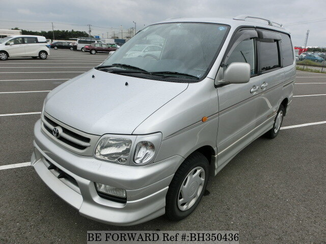Used 1999 TOYOTA TOWNACE NOAH BH350436 for Sale