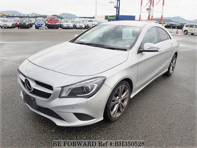 Used 2015 MERCEDES-BENZ CLA-CLASS BH350528 for Sale