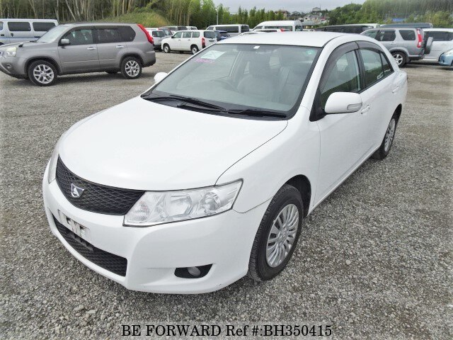 Used 2009 TOYOTA ALLION BH350415 for Sale