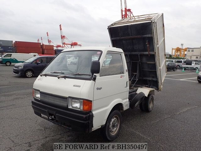 Used 1990 MAZDA BONGO TRUCK BH350497 for Sale