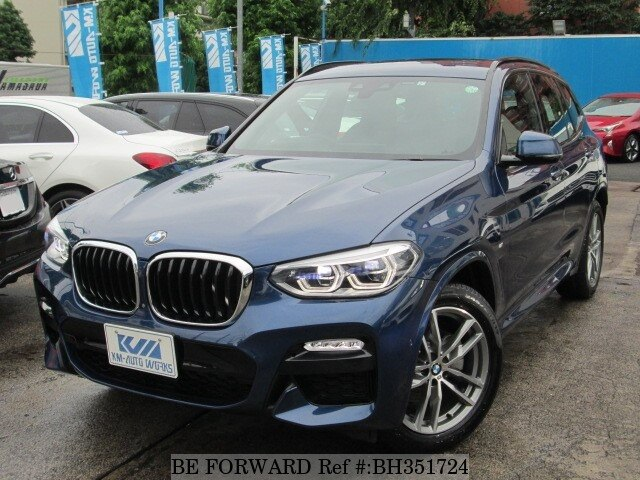 Used 2019 BMW X3 BH351724 for Sale