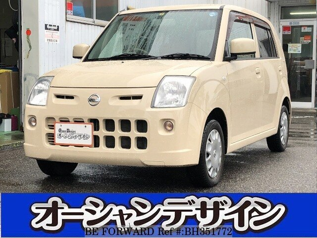 Used 2007 NISSAN PINO BH351772 for Sale