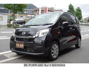 Used 2014 DAIHATSU MOVE BH352944 for Sale