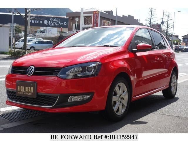 Used 2012 VOLKSWAGEN POLO BH352947 for Sale
