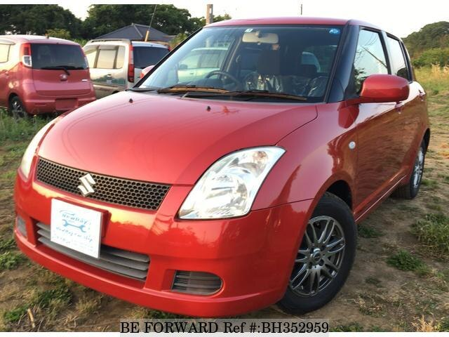 Used 2005 SUZUKI SWIFT BH352959 for Sale