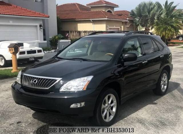 Used 2009 LEXUS RX BH353013 for Sale