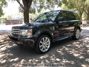 Used 2009 LAND ROVER RANGE ROVER SPORT BH353030 for Sale