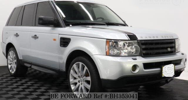 Used 2006 LAND ROVER RANGE ROVER SPORT BH353041 for Sale