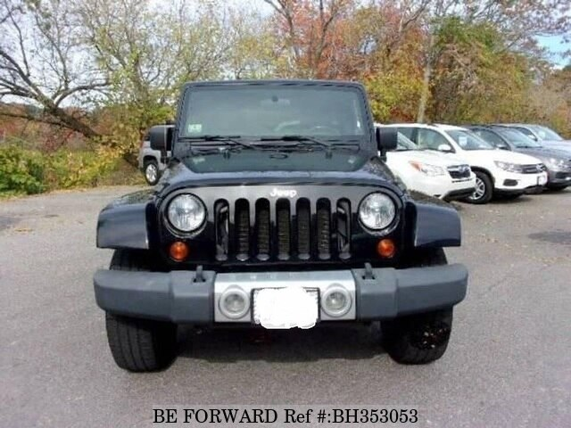Used 2010 JEEP WRANGLER BH353053 for Sale