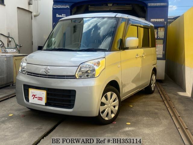 Used 2013 SUZUKI SPACIA BH353114 for Sale