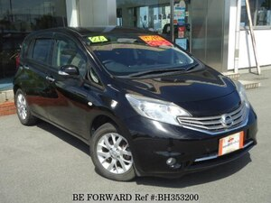 Used 2014 NISSAN NOTE BH353200 for Sale