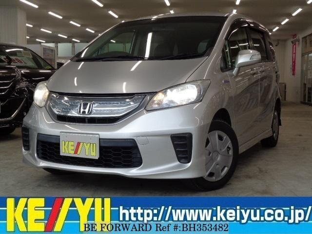 Used 2013 HONDA FREED HYBRID BH353482 for Sale