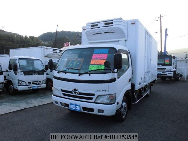 Used 2008 HINO DUTRO BH353545 for Sale