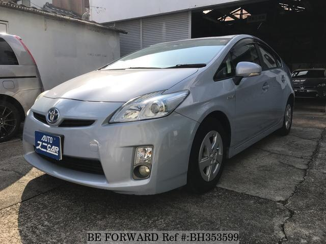 Used 2009 TOYOTA PRIUS BH353599 for Sale