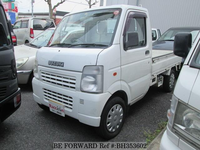 Used 2004 SUZUKI CARRY TRUCK BH353602 for Sale
