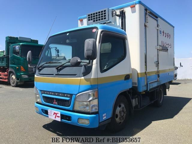 Used 2004 MITSUBISHI CANTER BH353657 for Sale