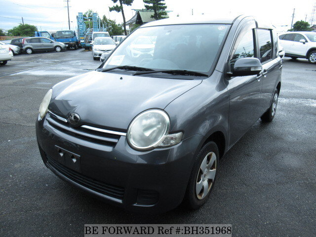 Used 2009 TOYOTA SIENTA BH351968 for Sale