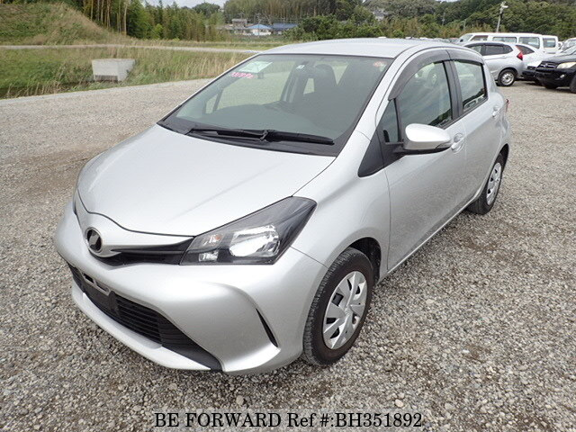 Used 2015 TOYOTA VITZ BH351892 for Sale
