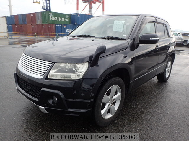 Used 2011 SUZUKI ESCUDO BH352060 for Sale
