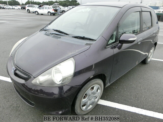 Used 2007 HONDA FIT BH352088 for Sale