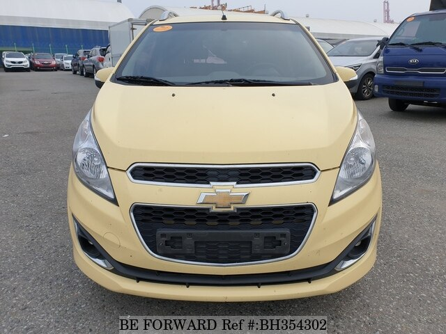 Used 2014 CHEVROLET SPARK BH354302 for Sale