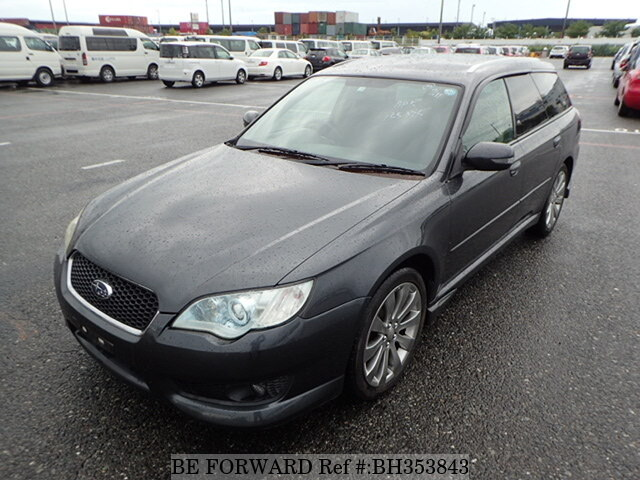 Used 2007 SUBARU LEGACY TOURING WAGON BH353843 for Sale