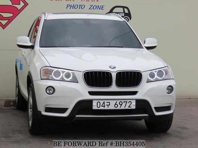 Used 2013 BMW X3 BH354405 for Sale