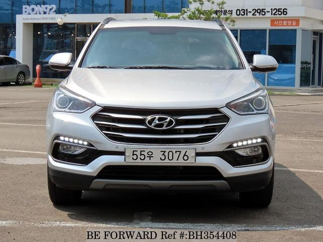 Used 2017 HYUNDAI SANTA FE BH354408 for Sale