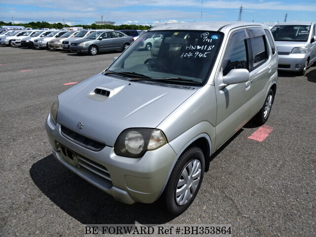 Used 1999 SUZUKI KEI BH353864 for Sale