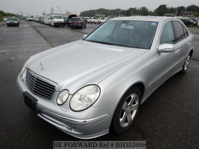 Used 2006 MERCEDES-BENZ E-CLASS BH353958 for Sale