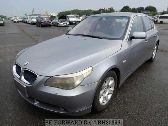 Used 2003 BMW 5 SERIES BH353961 for Sale
