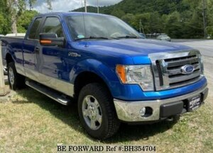 Used 2010 FORD F150 BH354704 for Sale