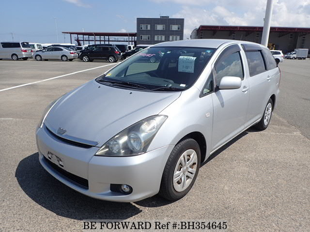 Used 2005 TOYOTA WISH BH354645 for Sale